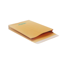Envelope II-III NP C4 Kraft with extended bottom and side inserts, SKL